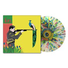 Lazy Labrador Records - Fun. · Aim and Ignite · LP · Clear with Rainbow Splatter, $289.99 (http://lazylabradorrecords.com/fun-aim-and-ignite-lp-clear-with-rainbow-splatter/)