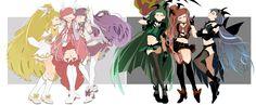 Osomatsu-San girls