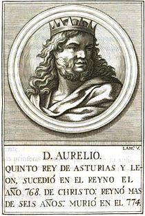 Aurelio de Asturias | elhistoriador.es