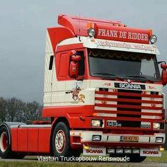 Scania 143 m  500 streamliner frank de ridder scheveningen BB-NZ-70
