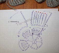 Crochet Snoods - Make an Antique Lace collar for under Poncho Crochet, Love Crochet, Crochet Granny, Crochet Scarves, Irish Crochet, Crochet Motif, Crochet Doilies, Crochet Clothes, Crochet Stitches
