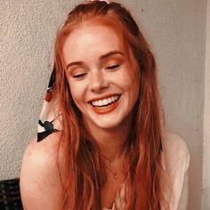 Girls With Red Hair, Ginger Girls, Redhead Girl, Ginger Hair, Girl Face, Hair Inspo, Hair Goals, Pretty People, New Hair