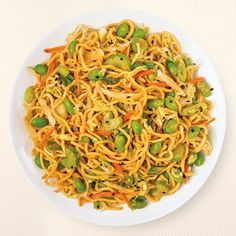Lo Mein Salad with Thai Peanut Sauce - Wegmans