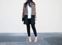 andyheart: LEOPARD AND NUDE