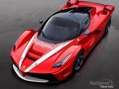 Ferrari Working On An Exclusive Version Of The LaFerrari