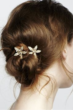 Messy-Bun Hairstyles to Inspire You All Season | StyleCaster