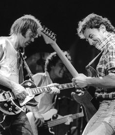 Bruce Springsteen & Neil Young