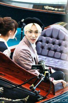 Shinee Key and yagi arisa filming we got married global edition WGM
