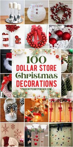 Diy Christmas Decorations, Christmas Crafts To Make, Dollar Tree Christmas, Christmas On A Budget, Christmas Wreaths, Christmas Christmas, Christmas Ideas, Father Christmas, Country Christmas