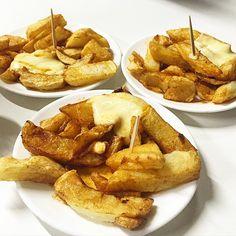 patatas bravas @ Bar Tomás Barcelona