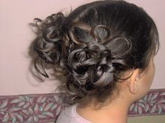 cute little girls' hairstyle