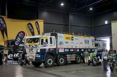 Hoogte punten Dakar Rally Ginaf
