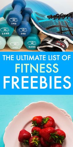 Looking for free weight loss plans, free workouts, free printables, free fitness apps, and more? This is the ultimate list of fitness freebies.