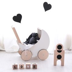 Love is in the air, love is in the playroom. All of our products are handmade. www.ooh-noo.com
