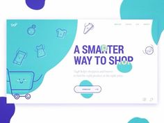 Smarter way to shop for the holidays 😎 - Concept by @cubertodesign • Follow me for your ui design inspiration 🚀 • Want to get featured? 👇…