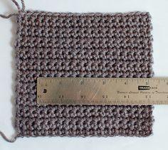 What Is Gauge? | .www.petalstopicots.com | #crochet