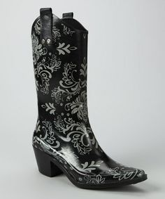 1000  images about Dressed on Pinterest | Cowboy Rain Boots, Rain ...