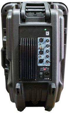 Mr. Dj PP3000AMP 15-Inch 2500 Watts DJ Speaker « StoreBreak.com – Away from the busy stores