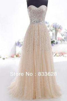 Free Shipping Fashion Ladies Organza Floor-Length New Arrival Prom Party Gown Evening Dress 2014
