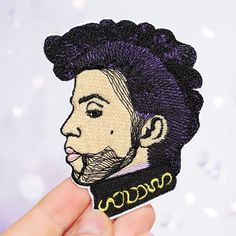 Prince Patch Iron On Patch Music Patch