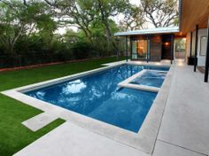 Designer Pools And Spas best ideas about blueberry fertilizer on pinterest blueberry luxury swimming pool spa Custom Pool In Austin Texas Built For Reese Ryan By Designer Pools Outdoor Living