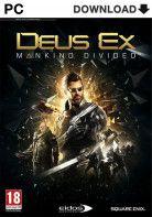 Deus Ex: Mankind Divided (PC) Gamekey
