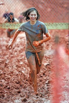 Run For Your Lives 5k Adventure Race. Zombie Apocalypse. Atlanta. 2012.  I did this!!