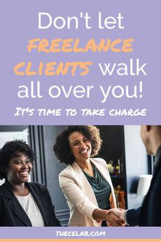 As a freelancer its easy to let your clients call all the shots! This isnt healt Strategy Business, Business Entrepreneur, Price Strategy, Financial Organization, Self Employment, Take Charge, Financial Tips, Career Advice, Starting A Business