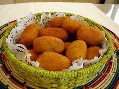 Bolinho de Mandioquinha com Cenoura http://www.clickgratis.com.br/receita/vegetariana/bolinho-de-mandioquinha-com-cenoura.html