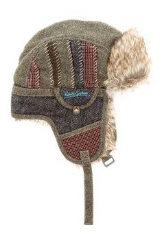 Robert Graham Patch Flap Hat