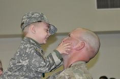 Welcome home by The U.S. Army, via Flickr