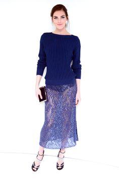 Model Style - How To Dress Like A Model - Harper's BAZAAR