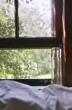 sleeping w/ the windows open #Window.