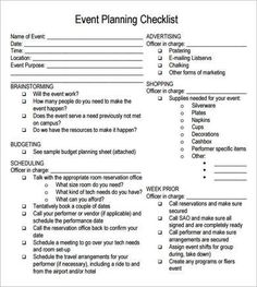 Event Planning Template Free Event Planning Template 10 Free Documents In Word Pdf Ppt, Event Checklist Template 12 Free Word Excel Pdf Documents, Event Checklist Template 12 Free Word Excel Pdf Documents, Planning School, Party Planning Checklist, Event Planning Template, Event Planning Quotes, Event Planning Checklist, Event Planning Business, Checklist Template, Wedding Planning, Business Ideas