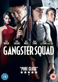 (Gangster Squad) All very dramatic, but all the acting properly protrayed the time.