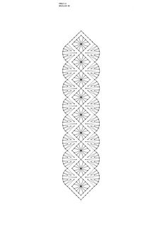 picados - rosi ramos - Picasa Webalbumok Bobbin Lace Patterns, Dress Sewing Patterns, Embroidery Patterns, Lacemaking, Needle Lace, How To Make, Crafts, Kaftans, Bookmarks