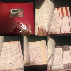 Send one of these with your soldier to keep his letters in. Keep one for yourself.