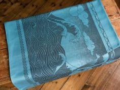 Okinami Storm Baby Wrap | Oscha Slings