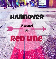Hannover through the RED LINE