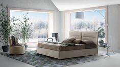 Pat tapitat Academy  #bedroom #homedecor #dormitor #patdormitor Interior And Exterior, Interior Design, Sofa, Couch, Bedroom Bed, Floor Chair, Teak, Flooring, Architecture