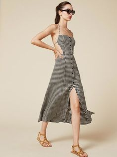 The Manon Dress  https://www.thereformation.com/products/manon-dress-sudoku?utm_source=pinterest&utm_medium=organic&utm_campaign=PinterestOwnedPins