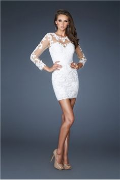 Graceful Strapless Sweetheart Beading Lace-Up Short/Mini Cocktail Dress www.dresswe.com/cocktail-dresses-2014-102570/