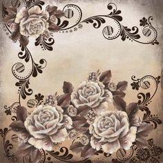 Guardanapo-Rosas-Nude-2un-GBM031---Toke-e-Crie