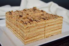 Citromhab: Marlenka Tiramisu, Banana Bread, Dessert Recipes, Meals, Ethnic Recipes, Food, Cakes, France, Caramel