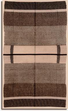 Anni Albers' weaving