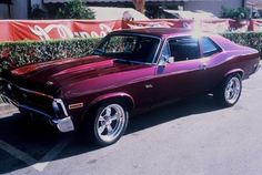 Chevy Nova SS...was supposed to be mine :(