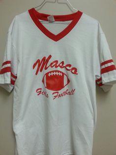 Masco girls football t-shirt