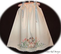 Vintage Pillowcase Dress Muffy | by Cameo Kids Boutique