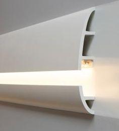 C374 Antonio-L 2m Design Stuck Eckprofil LED-Wandleiste Eckleiste für indirekte Beleuchtung  ORAC DECOR by Ulf Moritz