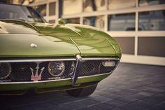 "fabforgottennobility: "" gentlecar: "" Maserati Ghibli SS "" Il Tridente rules """